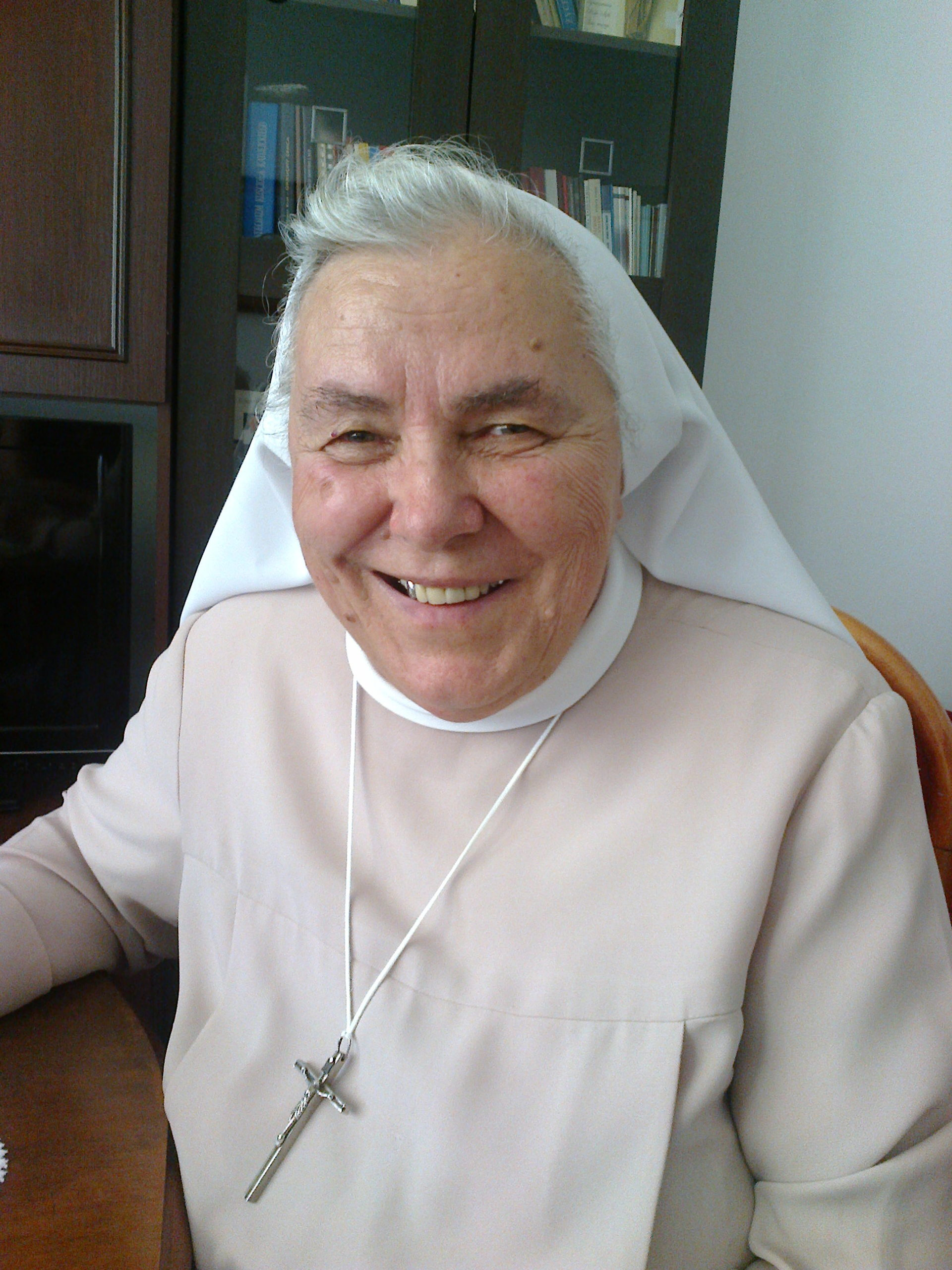 s. Teodora Grudzińska z Kamerunu