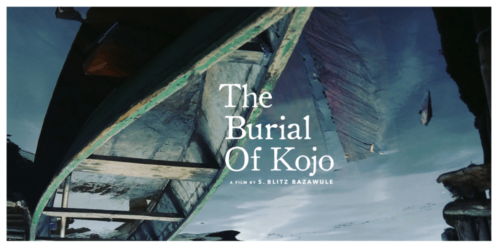 Blitz Bazawule, The Burial of Kojo, Pogrzeb Kojo