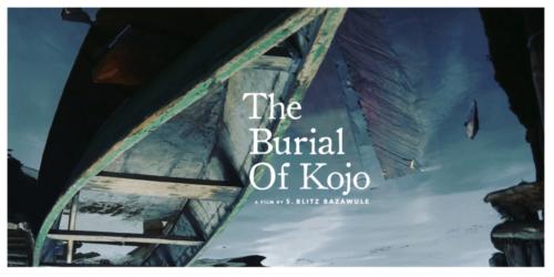 Blitz Bazawule, The Burial of Kojo, Pogrzeb Kojo