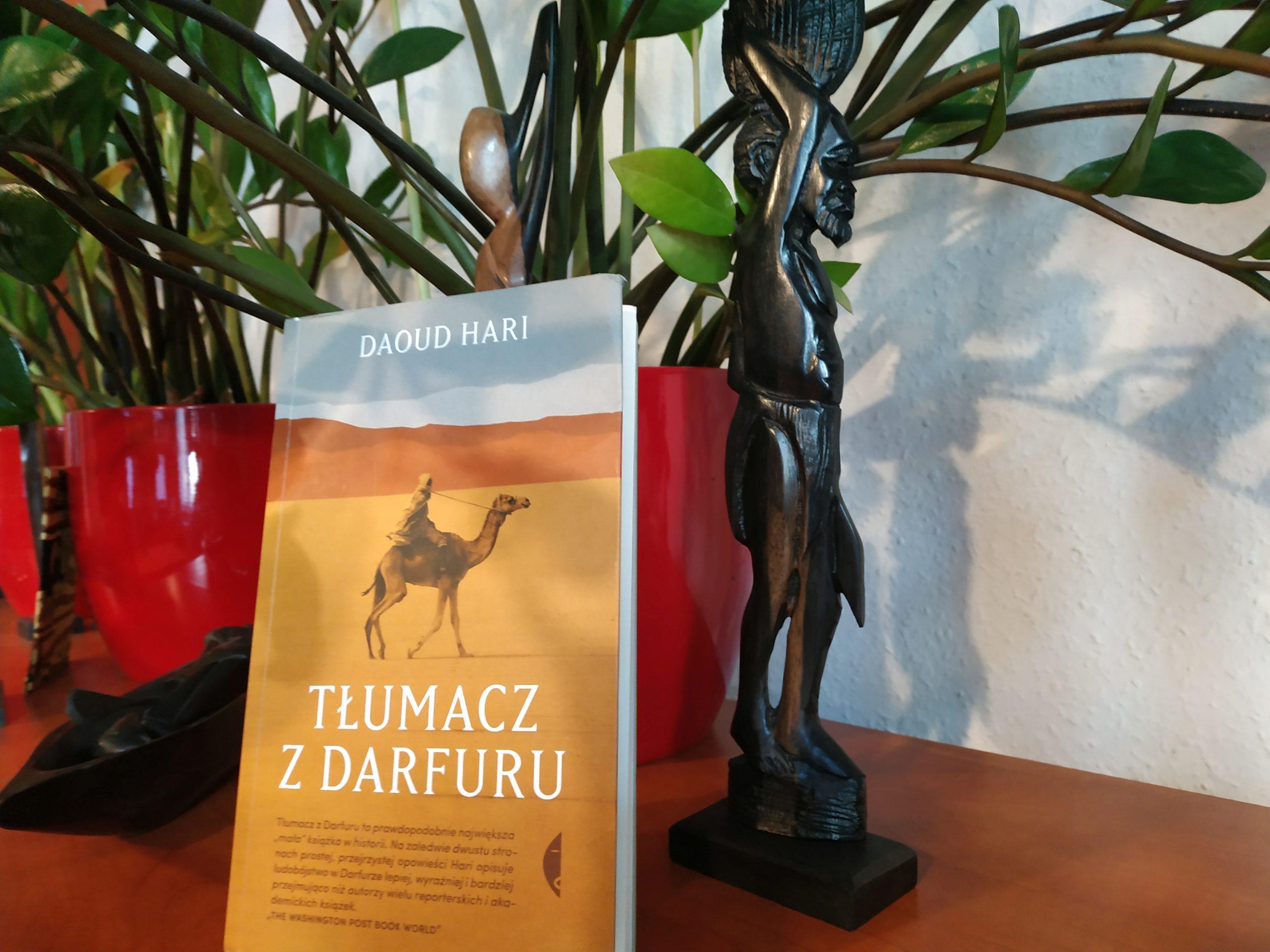 Daoud Hari, Tłumacz z Darfuru