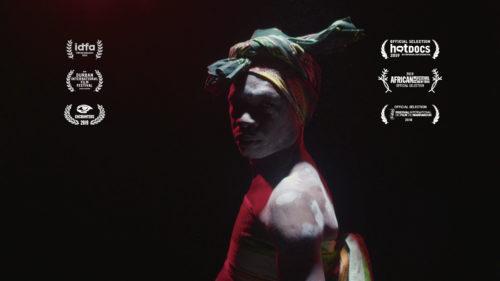 Odgłosy masek The Sound of Masks Sara CF de Gouveia