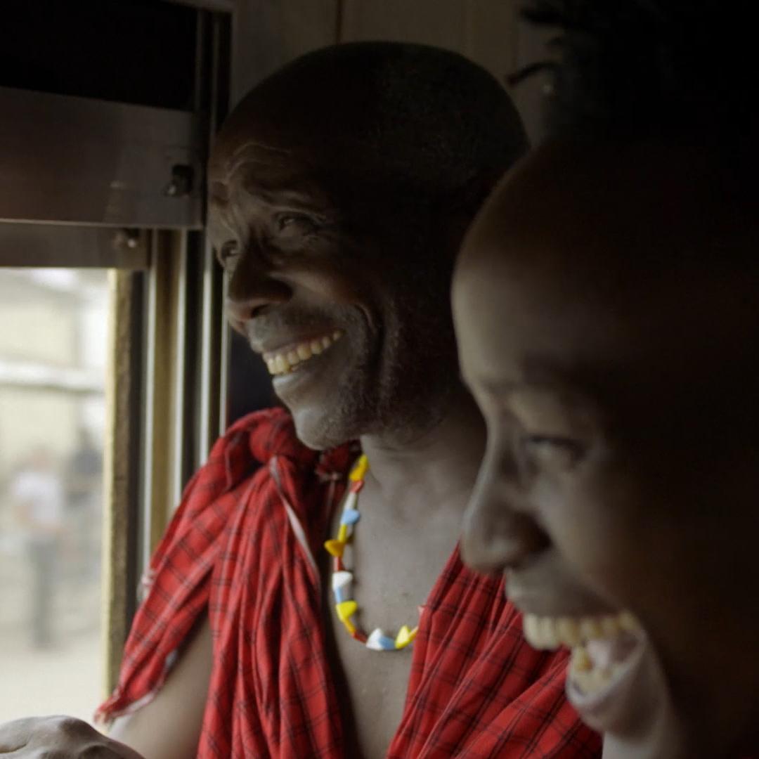Jeroen van Velzen, Tranzytem przez Tanzanię