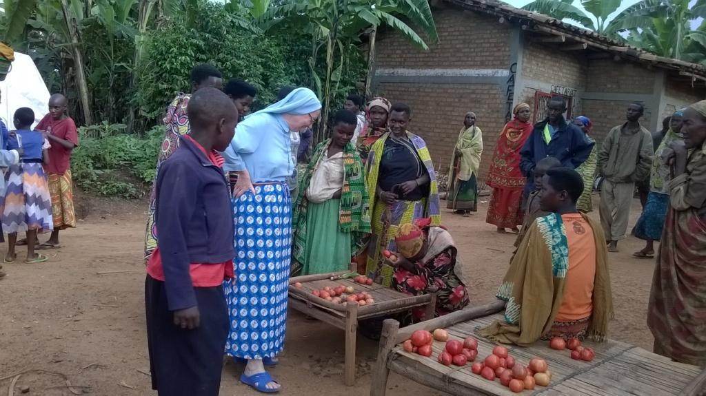 klęska głodu w Burundi