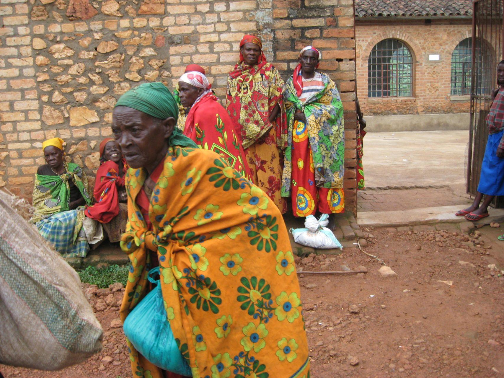 Głód w Burundi