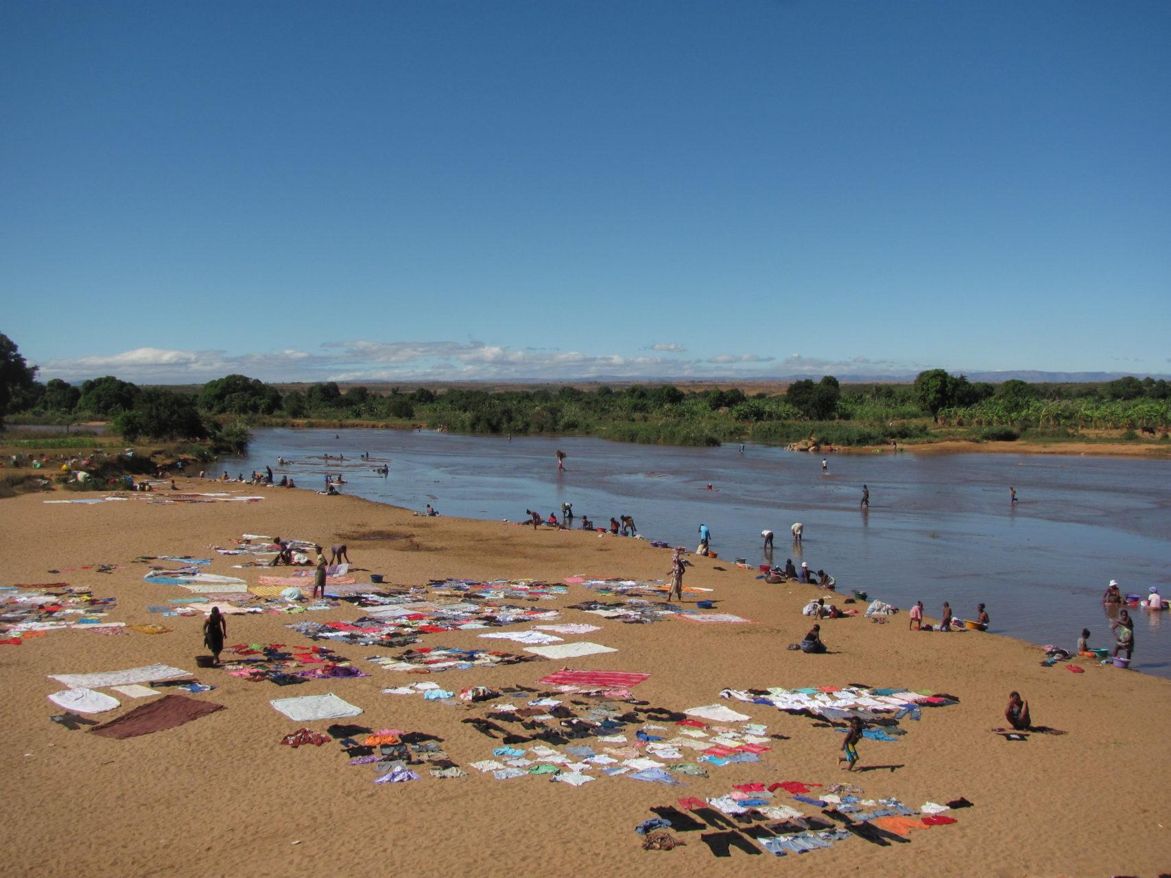 dostęp do czystej wody Madagaskar