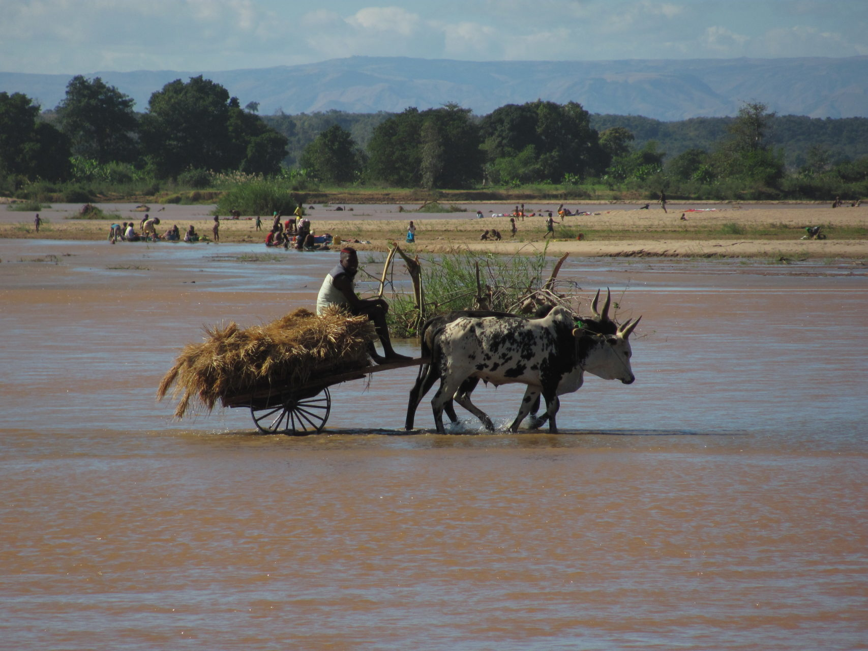 dostęp do czystej wody na Madagaskarze