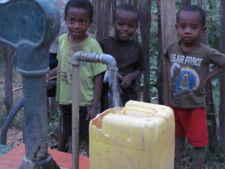dostęp do wody pitnej Madagaskar