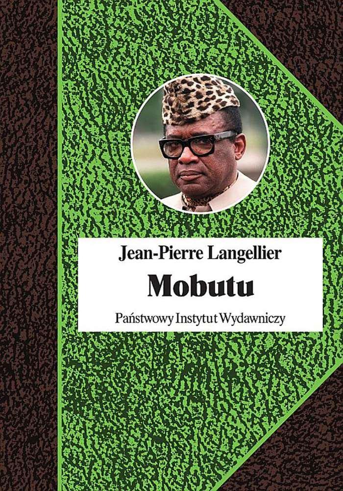 Jean-Pierre Langellier-Mobutu