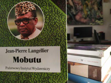 Jean-Pierre Langellier Mobutu