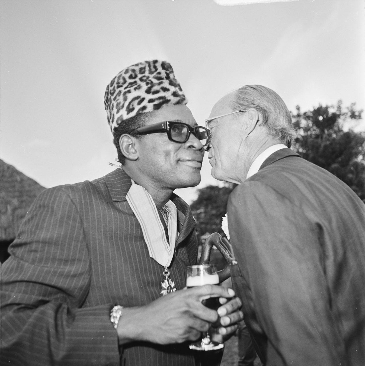 Mobutu, 1973