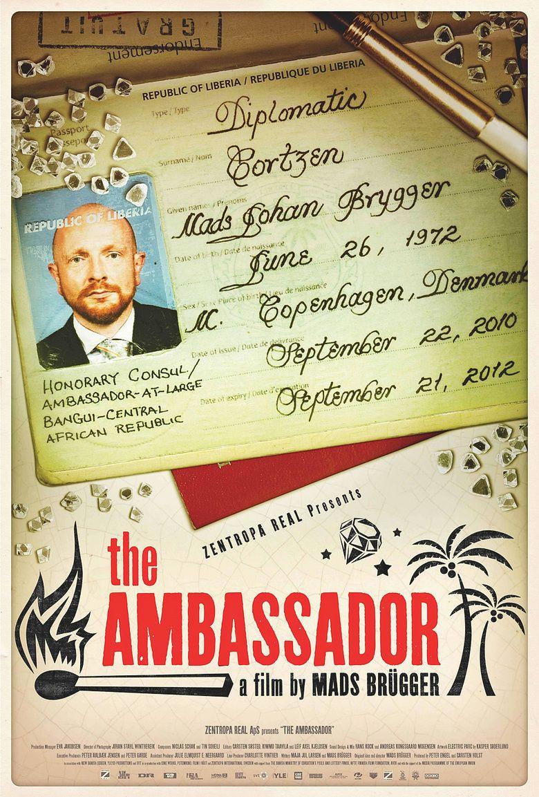 Mads Brügger, Ambasador
