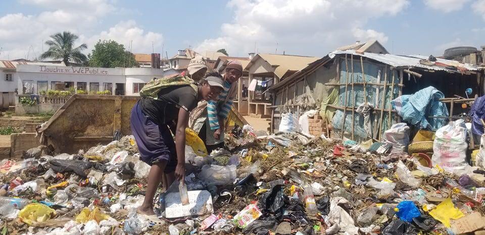 Antananarywa epidemia 2020