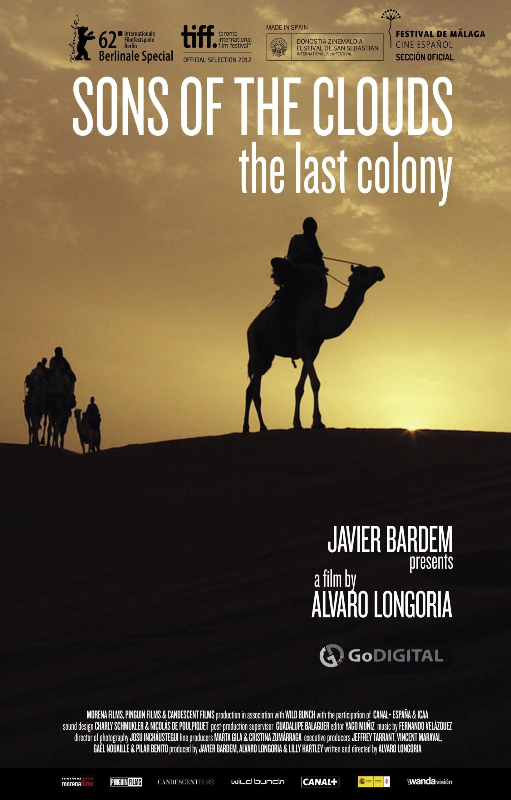 sons of the clouds the last colony javier bardem