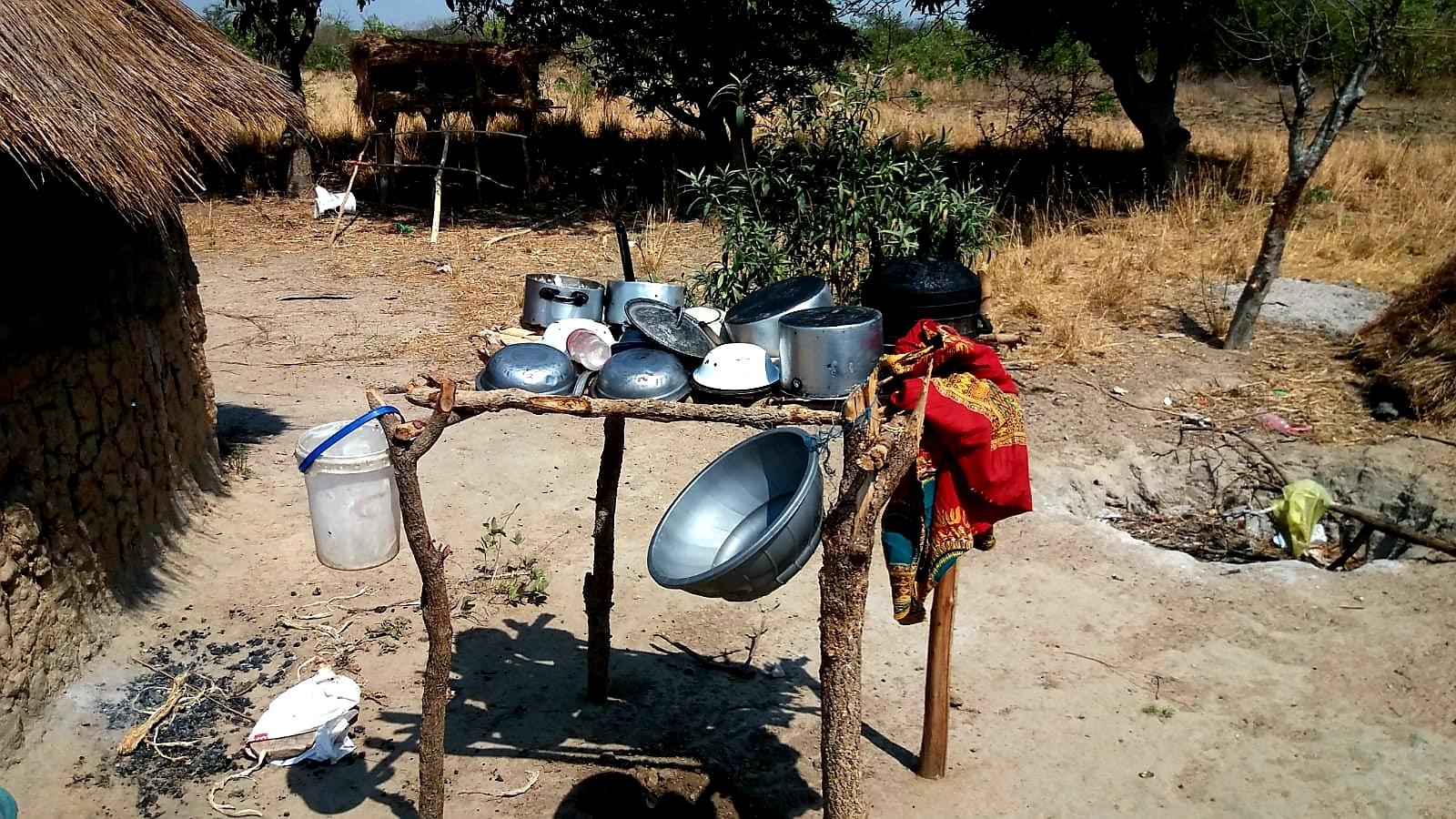Obejście na prowincji w Zambii