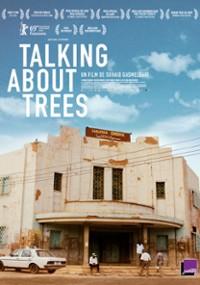 plakat pogawedki o drzewach to zbrodnia