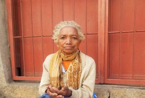 Odilie z Madagaskaru