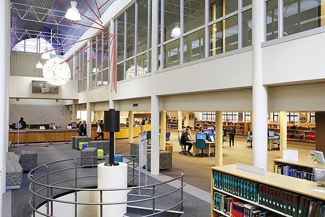 oppenheimer library