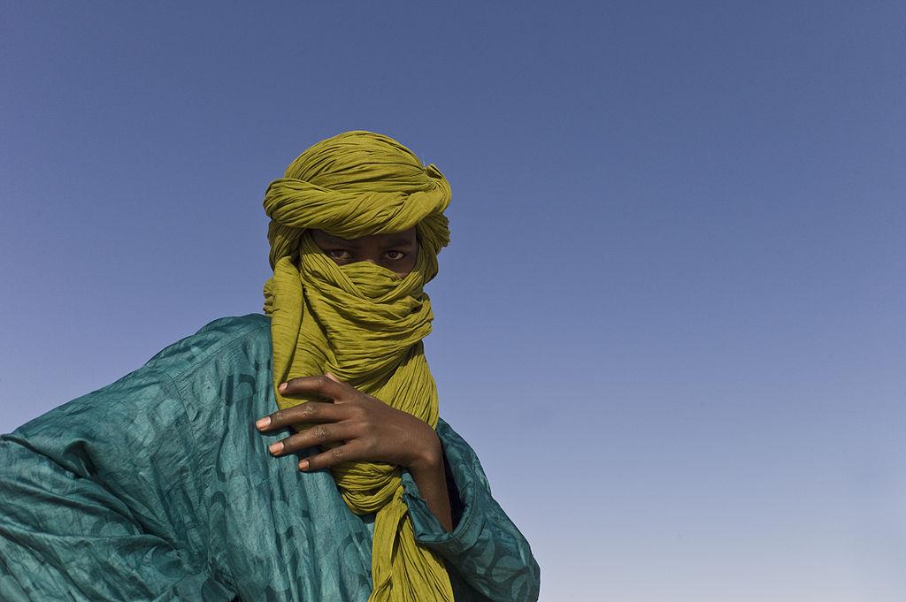 tuareg fot. Alfred Weidinger